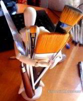 Алиэкспресс для Художников: кисти, мастехины, карандаши, манекены